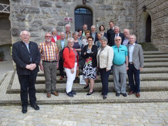 Schwäbisches Städtepartnerschaftstreffen Harburg 2017